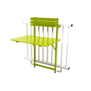 Table balcon pliante Bistro Verveine 417996