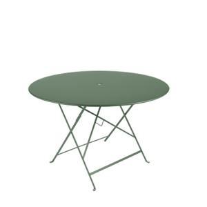 Table de jardin ronde pliante Bistro FERMOB cactus 117 x 74 cm 418077