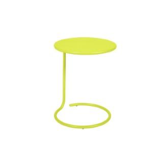 Table basse déportée coolside verveine de Ø 42 x 53 cm 418108