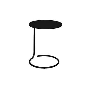 Table basse déportée coolside bleu abysse de Ø 42 x 53 cm 418118