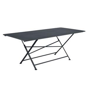 Table pliante Cargo Carbone 190 x 90 cm 418207