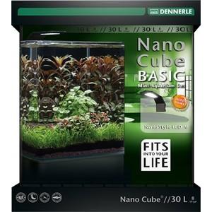 Nano Cube Basic 30 L Style Led M L30xP30xH35 cm 418243