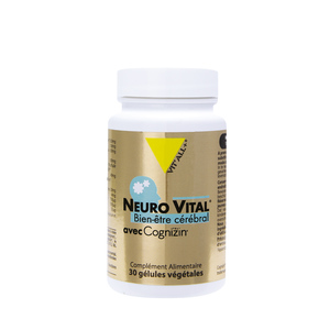 Complexe neuro vital en boite de 30 gélules 418452