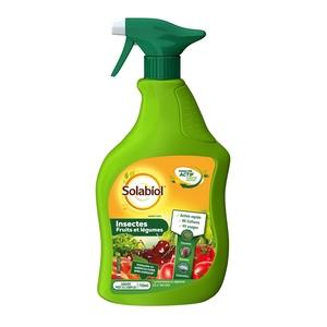 Insectes Légumes Fruits 750 ml pulvérisateur 418533