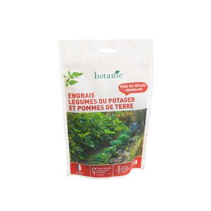 Engrais légumes du potager & pdt 750 gr botanic® 418567
