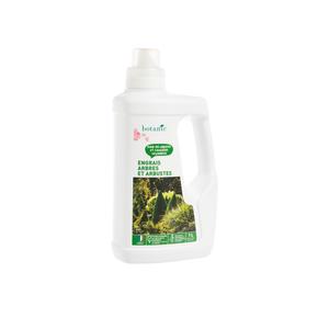 Engrais arbres et arbustes 1L botanic® 418586