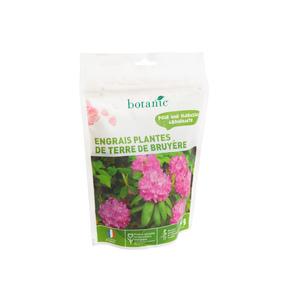 Engrais plantes de terre de Bruyère 750 gr botanic® 418625