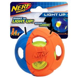 Balle led Nerf taille M Ø8 cm 418833