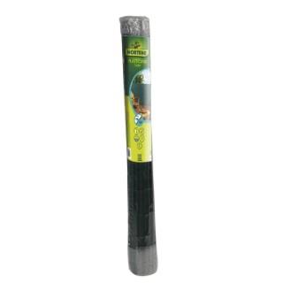 Canisse Plasticane vert simple face PVC 17 mm 300x100 cm 419690