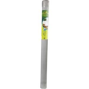 Canisse Plasticane vert simple face PVC 17 mm 300x100 cm 419691