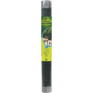 Canisse Plasticane vert double face PVC 13 mm 300x100 cm 419694