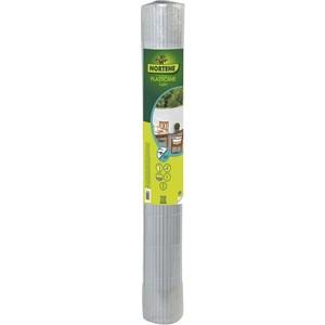 Canisse Plasticane blanc double face PVC 13 mm 300x100 cm 419697