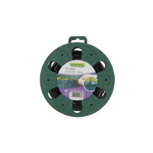 Système de tension pour brise-vue avec tendeur et fil Filmas noir 30 m 419725