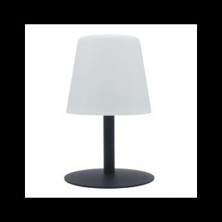 Lampe de table LED Batimex de H 26 cm avec chargement micro USB 421171