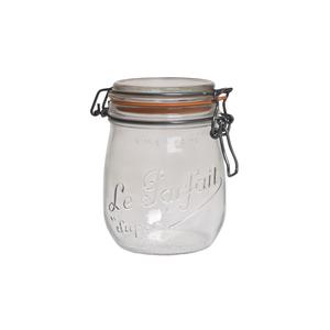 Pack de 6 bocaux en verre 0,75 litre Fido 424343