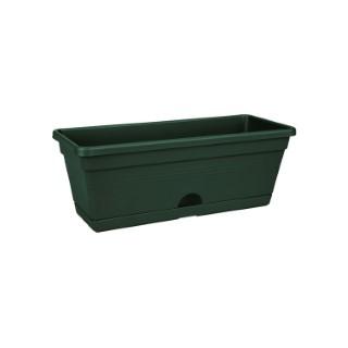 Mini balconnière green basics Elho coloris vert 30 cm 426038