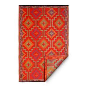 Tapis Lhasa multicolore - 150x240 cm 426707