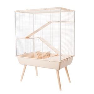 Cage Neo Cosy Beige 78x48x80 cm 427992