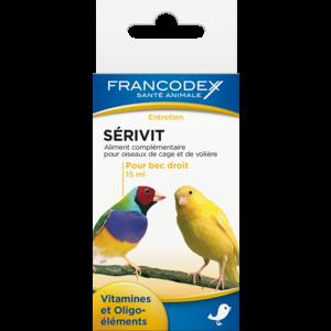 Sérivit pour oiseaux 15 ml 433042
