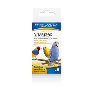 Vitarepro pour oiseaux 15 ml 433055