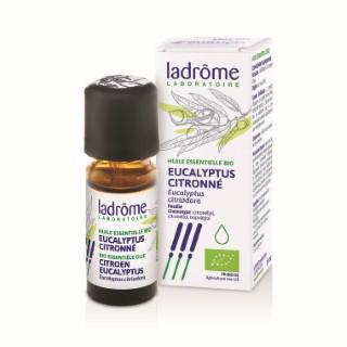 Huile essentielle bio d'Eucalyptus citronné Ladrôme - 10 ml 43314