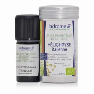 Huile essentielle bio d'Hélichryse italienne Ladrôme - 5 ml 43315