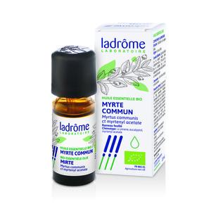 Huile essentielle bio de Myrte commun Ladrôme - 10 ml 43316