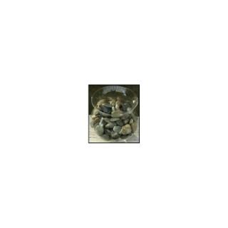 Galets gris roulé 20/50 - 25 kg : Jardin aquatique NATUR\'DECO Nos ...