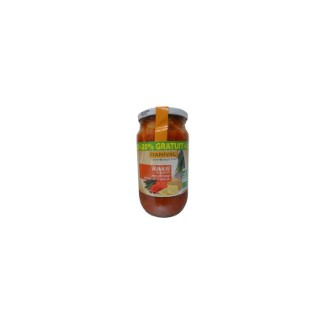 Raviolis bio poulet DANIVAL 670 G + 20% 435604
