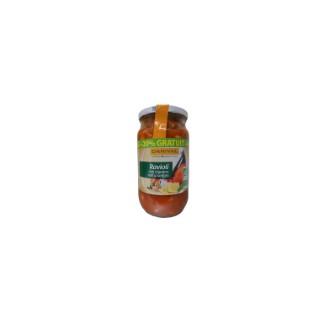 Raviolis bio légumes DANIVAL 670 G + 20% 435605