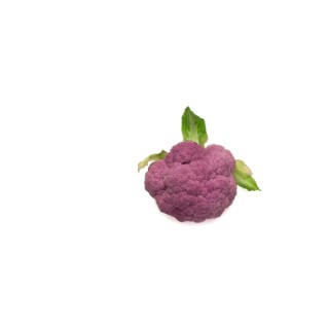 Chou fleur violet bio de France - Prix à la pièce 436112