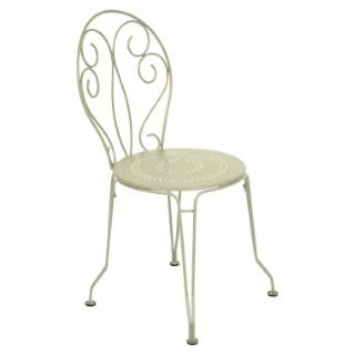 Chaise Montmartre couleur Tilleul 437444