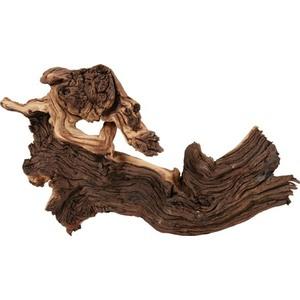 Racine Maupani en bois naturel marron taille L 20,5x12x9 cm 444554