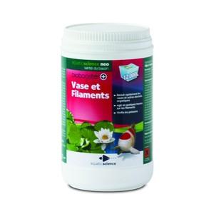 Traitement bassin contre vase et filament 720 gr 447962