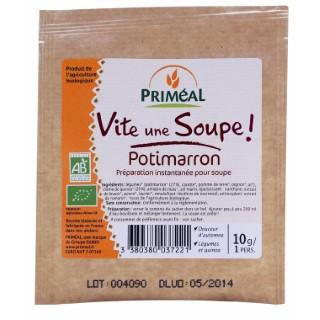 Soupe potimarron instantanée 447980