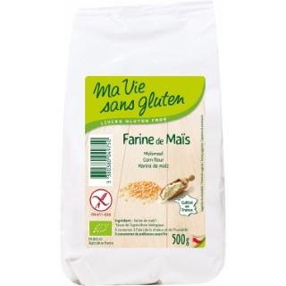 Farine de maïs sans gluten 500 g 447986