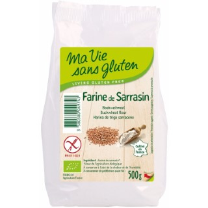 Farine de sarrasin sans gluten 500 g 447987