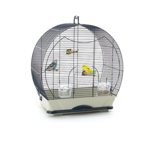 Cage oiseaux Evelyne 40 bleu Savic 451002
