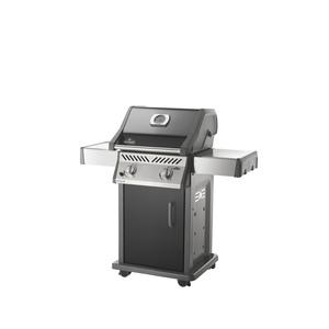Barbecue à gaz Rogue 365 coloris noir 121 x 64 x 121 cm 454805