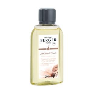 Recharge pour bouquet parfumé aroma relax de 200 ml 455414