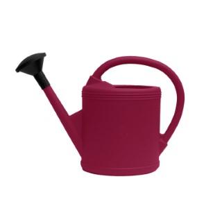 Arrosoir rouge griotte en polyéthylène de 6 L 455805