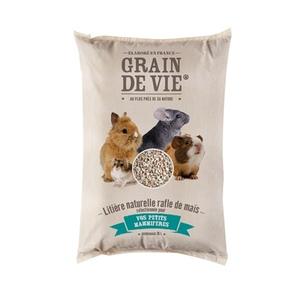 Litière de rafle de maïs petits mammifères Grain de vie® - 30L 456448
