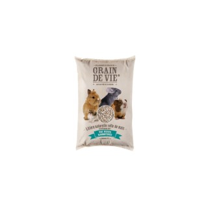 Litière de rafle de maïs petits mammifères Grain de vie® - 10L 456449