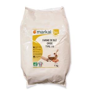 Farine de blé T110 bio - 1 kg 456982