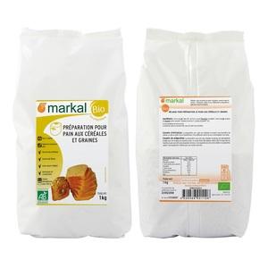 Farine aux 5 céréales et 3 graines bio – 1 kg 456985