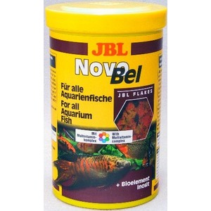 Aliment poisson Novobel 250 ml 460123