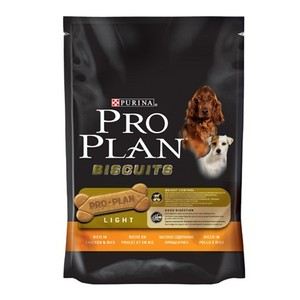 Friandise 400g light chien adulte poulet Pro Plan 463244