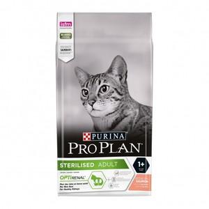 Croquettes chat stérilisé Proplan saumon/ thon 3 kg 463260