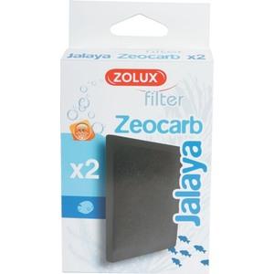 Cartouche x 2 charbon + zéolithe pour filtre Jalaya 7,4x1,5x10,8 cm 463757
