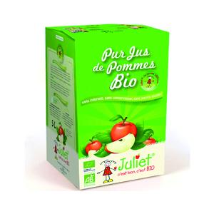 Pur jus de pomme Juliet 5 L 46393